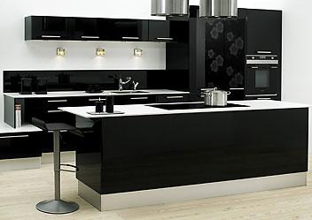 Hjørnevask kjøkken