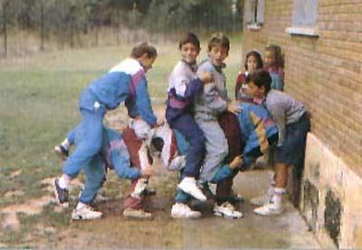 Juegos de nuestra infancia Chorromorropicotalloke