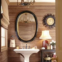 Cozy Bathrooms Native Home Garden Design