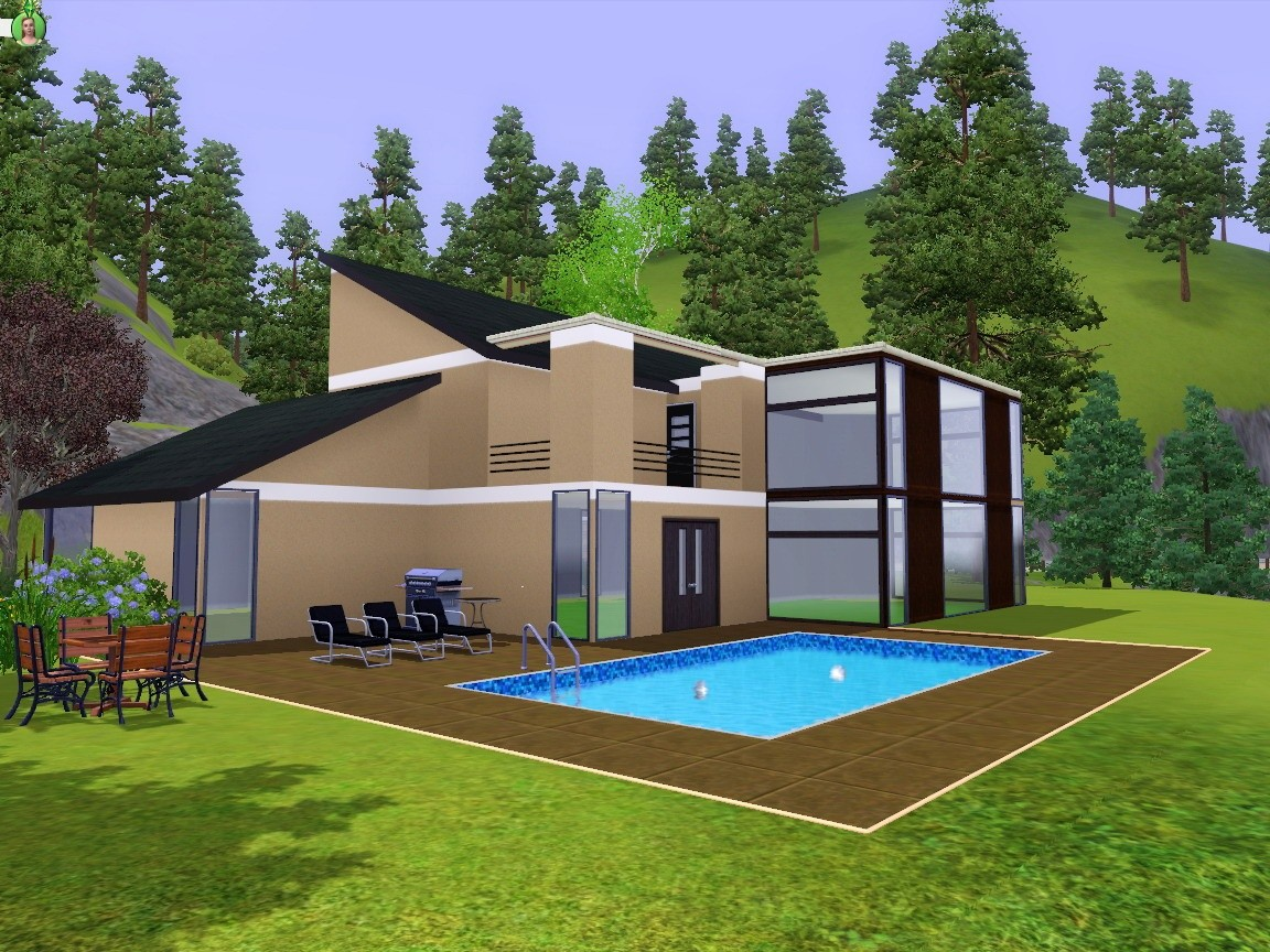 The sims 3 - The sims 3 case moderne ...