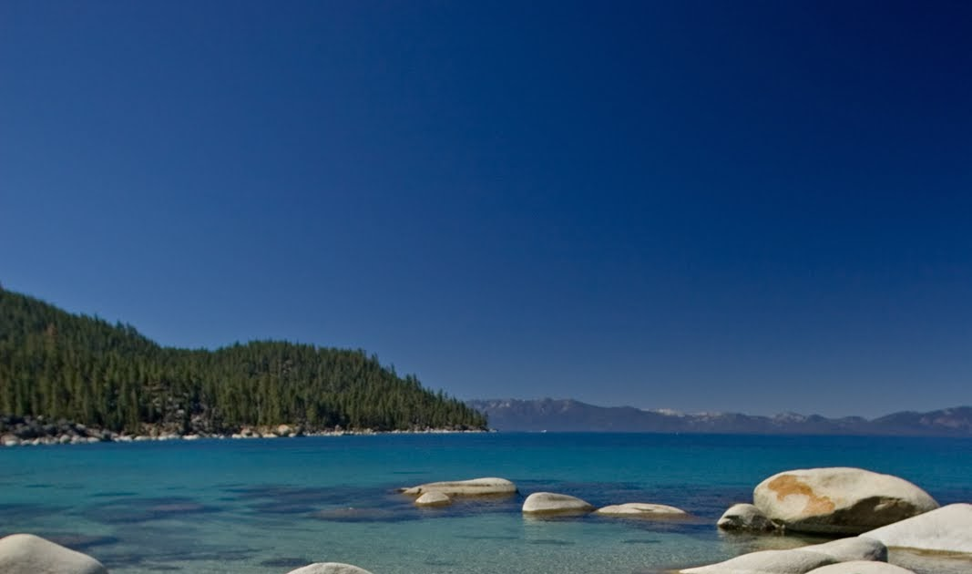 California Travel Girl California Secret Lake Tahoe S Best Beaches