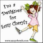 Past guest designer for Sassy Cheryl's