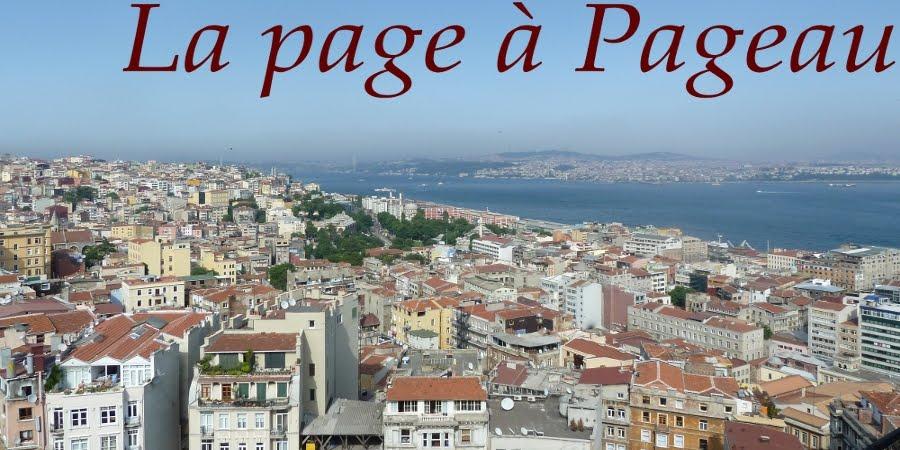 La page à Pageau