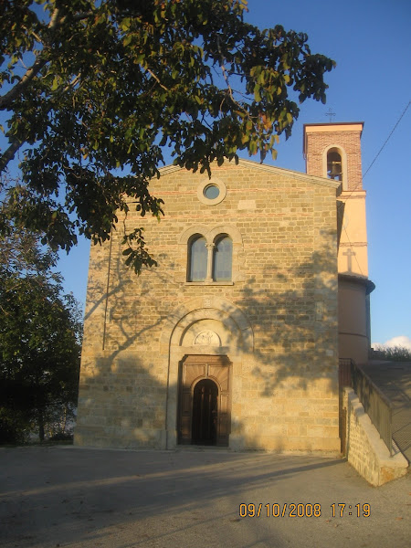 Chiesa S.Giovanni Battista - Grello