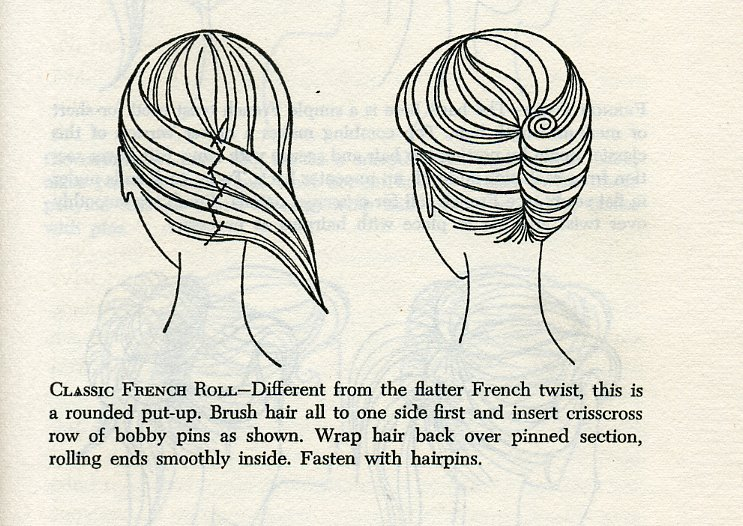 How to Do a French Twist: Cute Hairstyles up wedding hairstyles