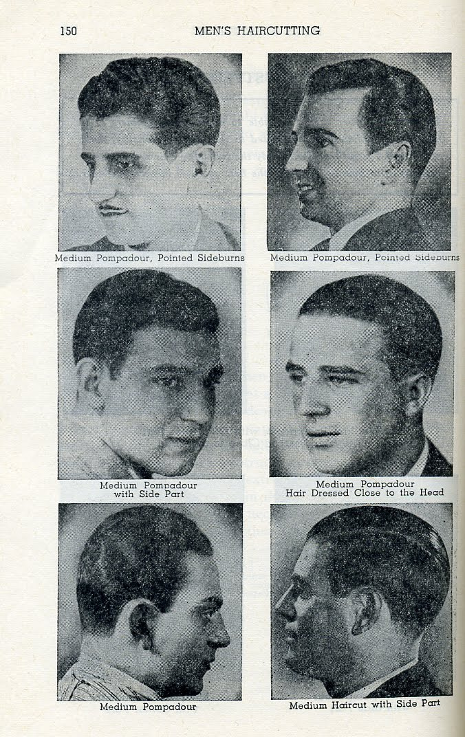 Picture of Mature Hairstyles For Men Topics related to 1960s Hairstyle.