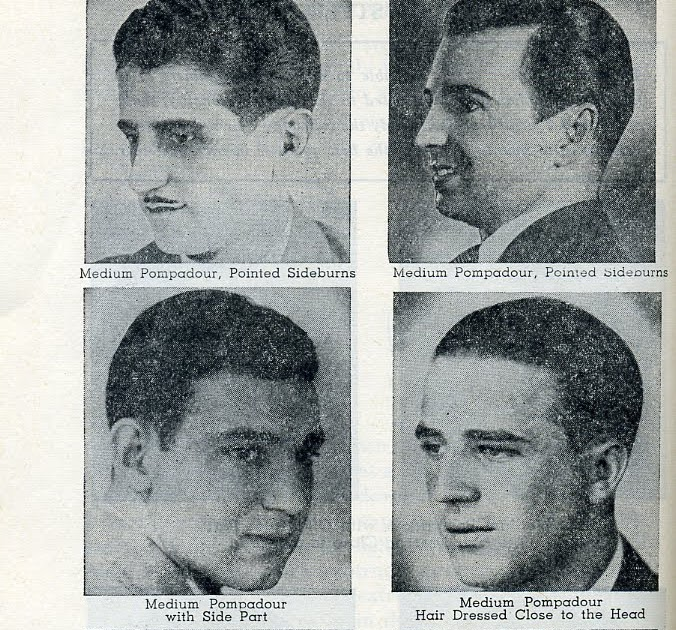 hairstyles world 1920s mens
