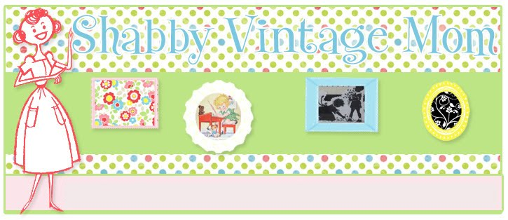Shabby Vintage Mom