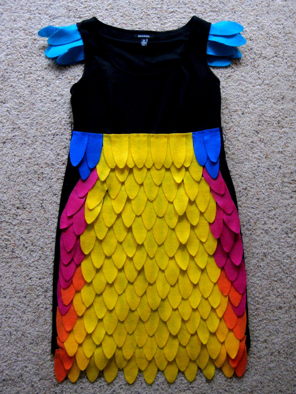 Kevin costume on Pinterest | Up Costumes, Bird Costume and ...