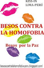 BESOS CONTRA LA HOMOFOBIA-PERÚ