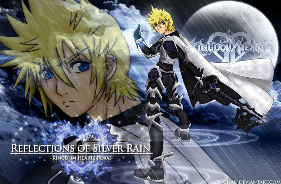 Intersting KH Pics You Find. __Kingdom_Hearts_3_Roxas___by_Kate_