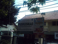 Puskesmas Kebayoran Baru, Jakarta Selatan
