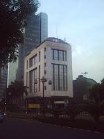Gedung Gani Djemat  Jakarta Pusat