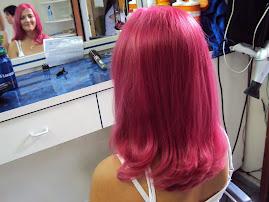 E finalmente pink