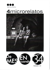 4 MICRORRELATOS (coleccin de mes en cuando, 2009)