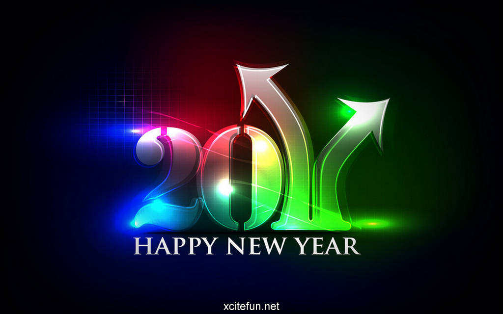 Beautiful New Year 2011 Wallpapers
