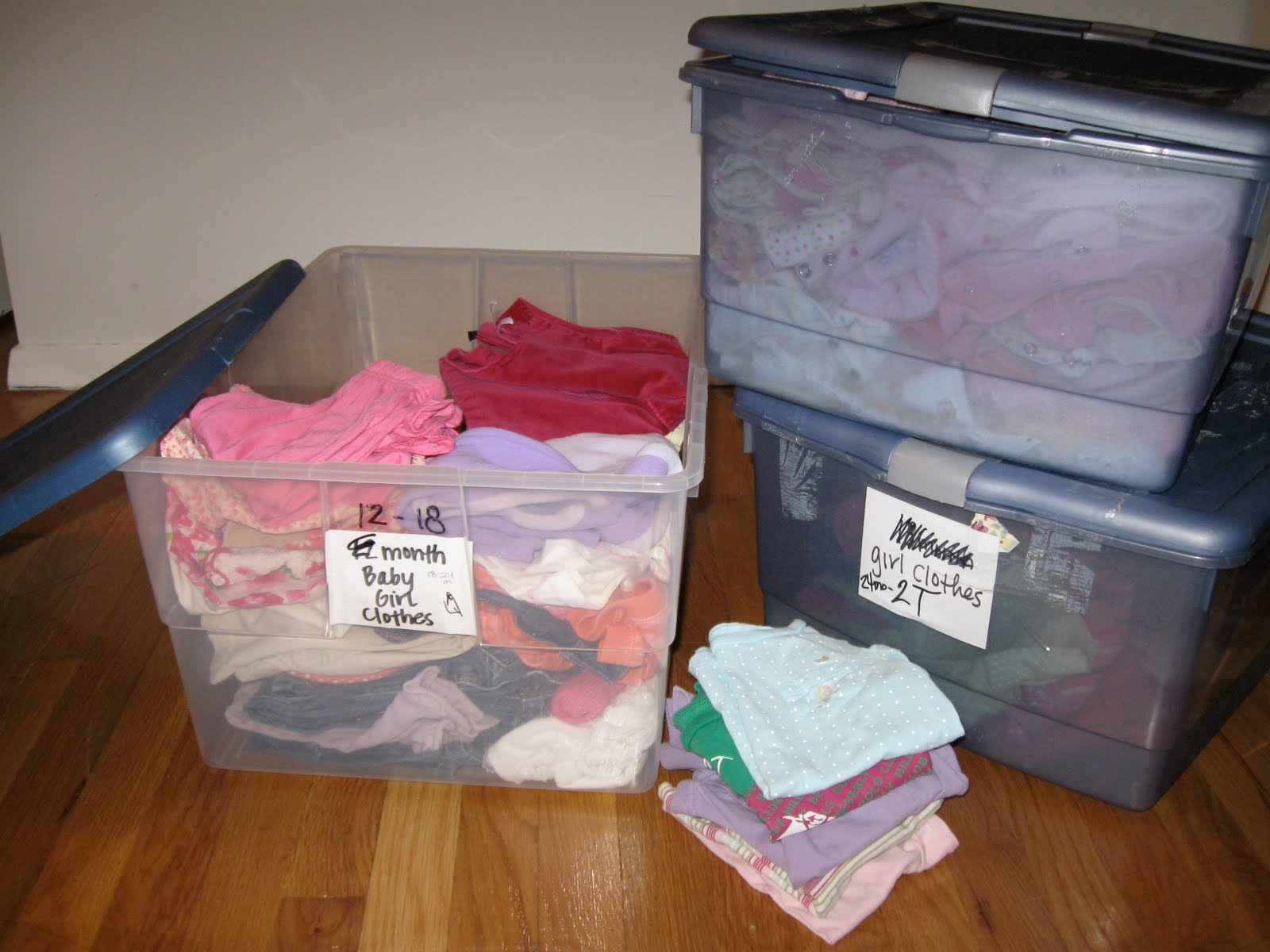 The Family Scientista: Taking Inventory of Your Child's Clothes