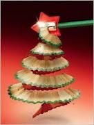 Curioso arbolito de navidad