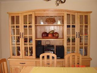 Muebles de pino oregon murales for Muebles bio bio comedores