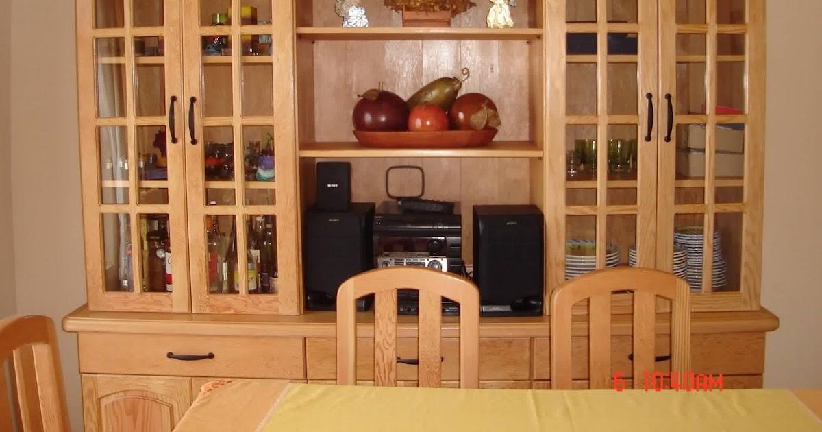 muebles de pino oregon murales