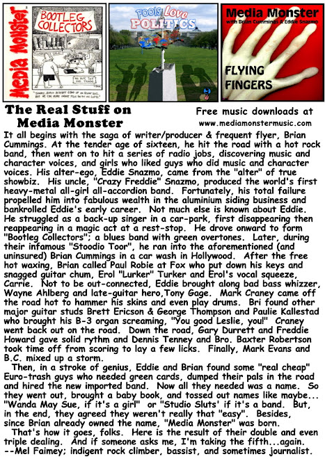 Monster Bio Boogie!