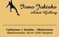 Ismo Jokiaho Art gallery