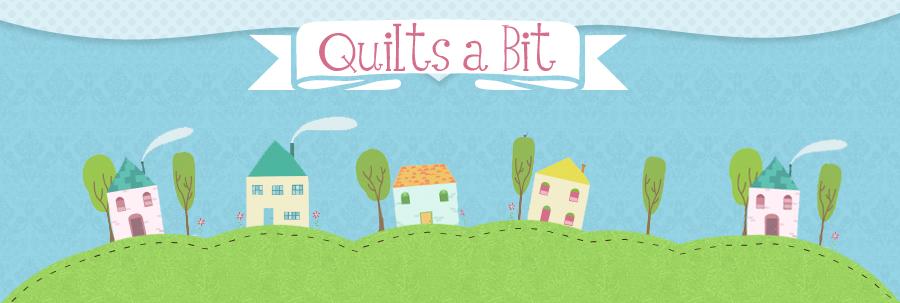 Quilts A Bit