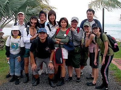 Chek Jawa guides