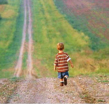 Al andar se hace el camino.....