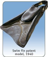 Surfmatters a bit of swim fin history - Churchill swimming pool timetable ...
