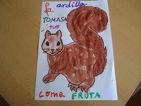 """NUSTRO CUENTO DE """"TOMASA"""""""