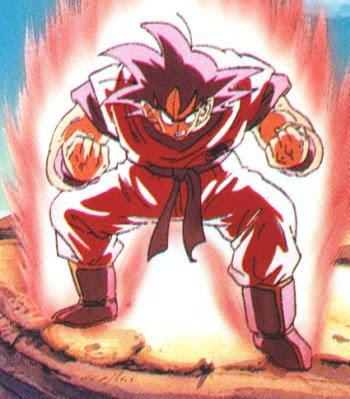 Info: Kaio-Ken Goku07