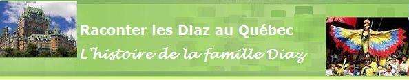Raconter les Diaz au Québec