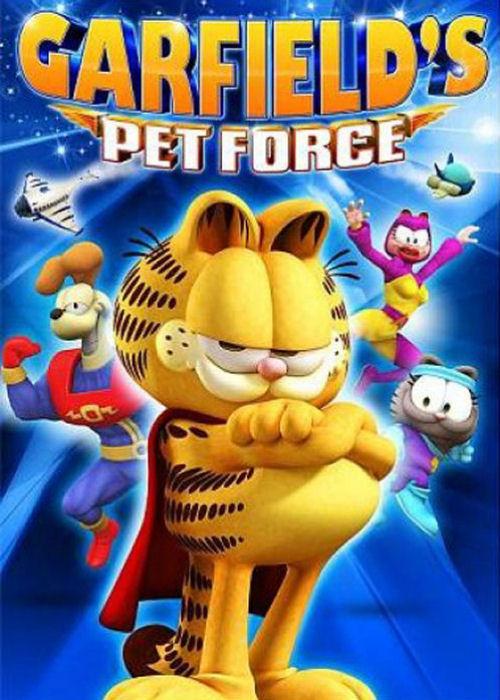 Xem phim Biệt Đội Thú Nuôi Của Garfield 3D