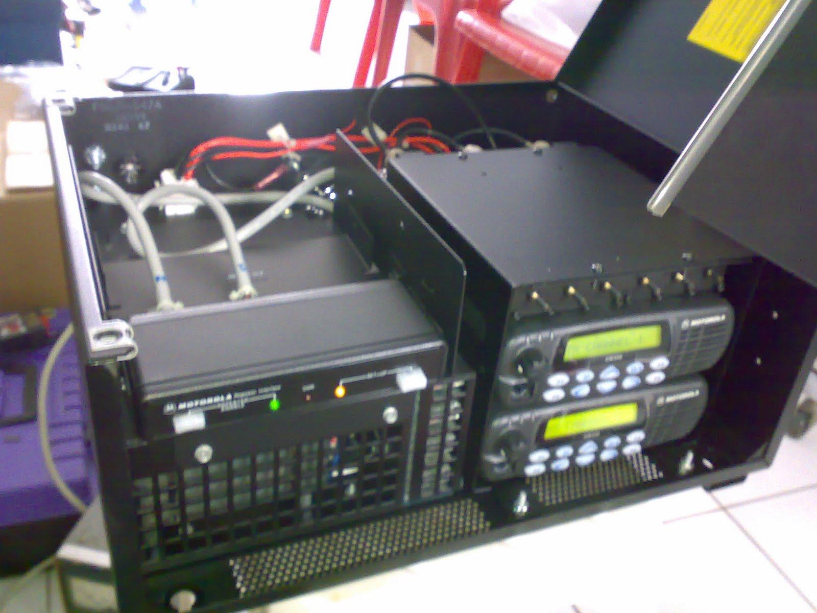 GR500 ( field tuning duplexer.