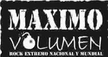 MAXIMO VOLUMEN (con Pedro)