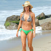 Denise Richards in 2 piece bikini