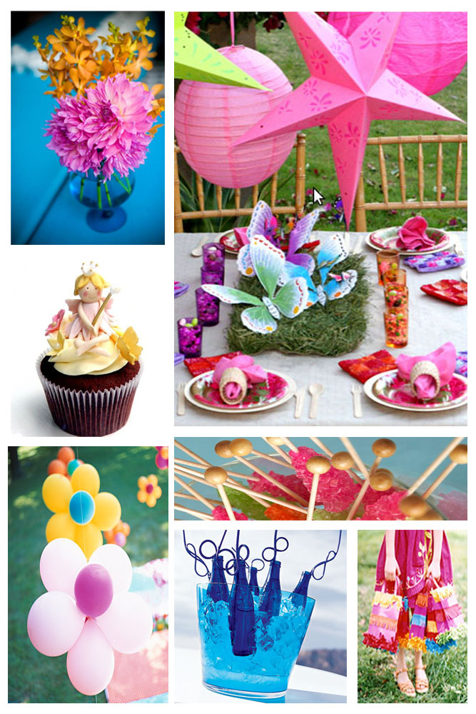 Birthday party ideas.