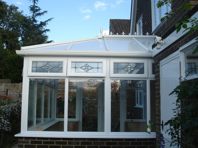 Picture 14 Side View of Completed Conservatory