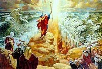 dfv27go7 Inilah Bukti Bahwa Nabi Musa Pernah Membelah Lautan