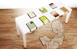 table10 11 Foto meja yang unik