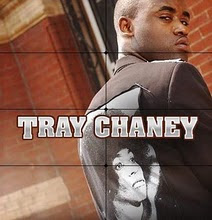 Tray Chaney, actor/author/recording artist
