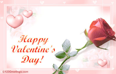 valentines day e greetings