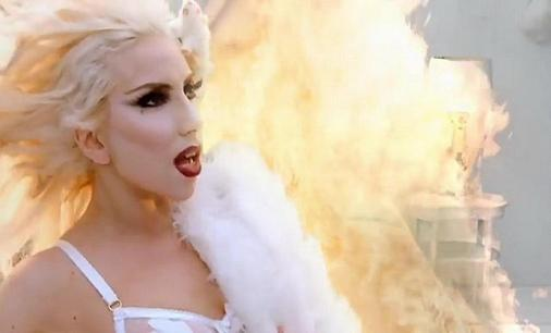 Lady Gaga Bad Romance Video