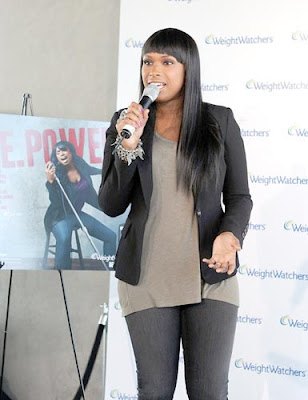 Jennifer Hudson New Look