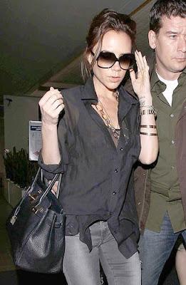 Victoria Beckham LAX