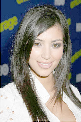 Kim Kardashian Video Clip