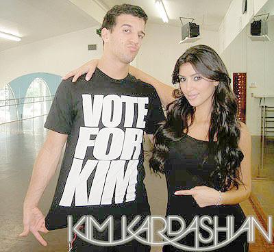 Kim Kardashian DWTS