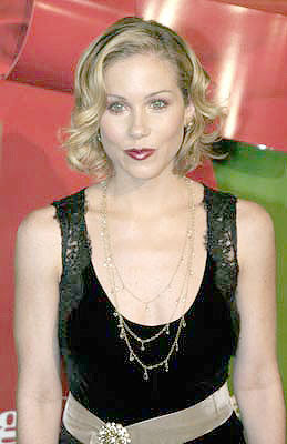 Christina Applegate Grauman's Chinese Theatre