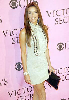 Eva Longoria Victoria's Secret Fashion Show